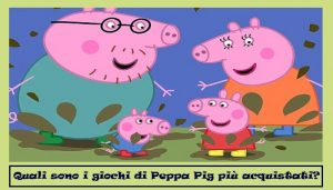 giochi di peppa pig