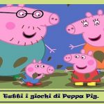 i giochi di peppa pig