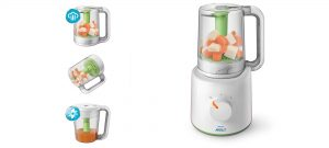 Cuoci pappa Philips Avent EasyPappa 2 in 1