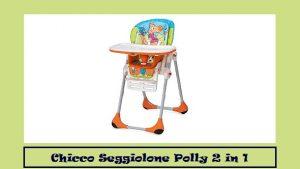 seggiolone polly 2 in 1
