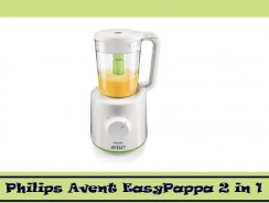 Cuoci Pappa Philips Avent EasyPappa 2 in 1.