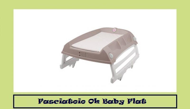 Fasciatoio Ok Baby Flat.