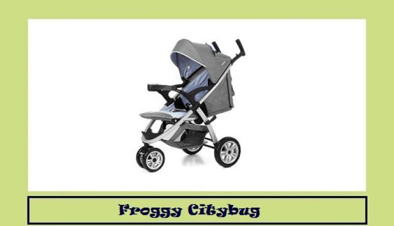 Passeggino Froggy Citybug.