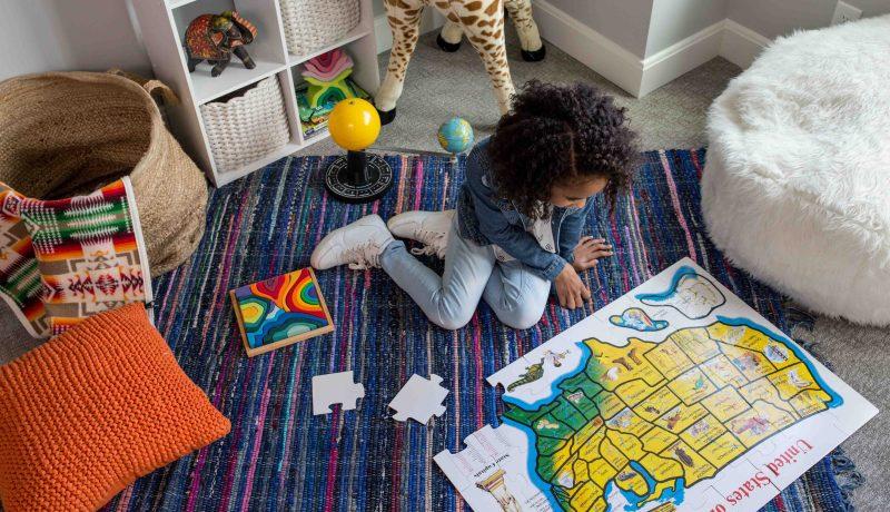 Hanno fatto giocare generazioni di bambini e di adulti: i puzzle!
